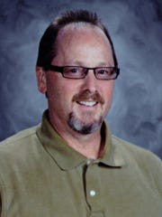 David Metzger, Webster Central School District Board of Education.