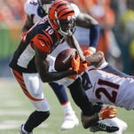 A.J. Green on Denver loss: 'I didn't show up'