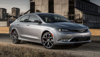 Chrysler 200 was the biggest percentage gainer among the top 20 best-selling vehicles, with sales up a whopping 348% in April vs. a year ago.