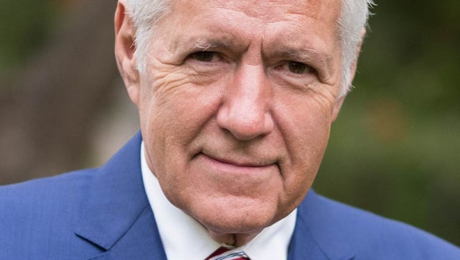 TV personality Alex Trebek is on medical leave from 'Jeopardy.'
