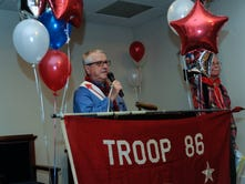 Tenafly's Boy Scout Troop 86 hikes across the country to teach life lessons