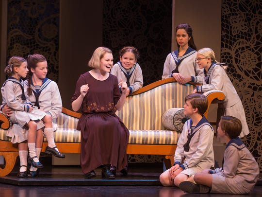"""""""The Sound of Music"""" is part of the 2016-2017 Broadway Across America season in Indianapolis"""
