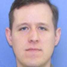 Eric Matthew Frein, 31, of Canadensis, Pa., is wanted for the ambush murder of Pennsylvania State Police Cpl. Bryon Dickson II and the attempted murder of Trooper Alex Douglass during their shift change late on Sept. 12, 2014.