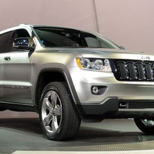 The 2011 Jeep Grand Cherokee is being recalled