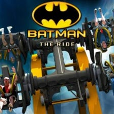 Batman: The Ride, which is a one-of-a-kind 4-dimensional coaster, will feature a 120-foot incline, two 90-degree drops and six free-fly flips. Six Flags Fiesta Texas revealed its new roller coaster on August 28, 2014.