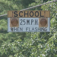 Schools across the Triad start Monday, August 25. Drivers beware, pack your patience and pump the brakes.