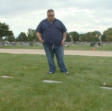 A Westminster man recently learned the grave he had been visiting for seven years was not that of his stillborn son. (Photo: KUSA)