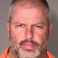 New booking photo of Ty Hoffman.