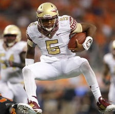 After an investigation by the state attorney's office in November and December 2013, Jameis Winston was not charged criminally related to the case. The woman left school in November as news of the rape allegation dominated national headlines.