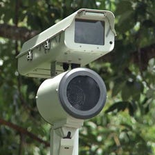 Brooksville voters  in a poll showed that they are against red light cameras, but a company is suing to prevent a vote.