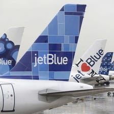 Airlines discount prices for the days when most of us don't want to fly. Many JetBlue sales are good for flights on Tuesdays and Wednesdays only.