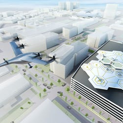 Uber targets 2020 for demo of flying car network, unfettered by questions over leadership