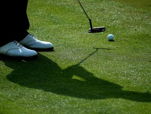 Golf was played Monday in Brevard.