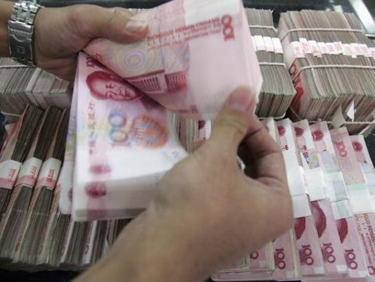 China Scraps Yuan Peg To US dollar