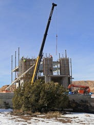 Construction began in August on the Cedar City Utah