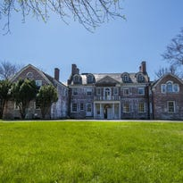 A 1920s mansion in Purchase will be auctioned by the state on Sept. 17.