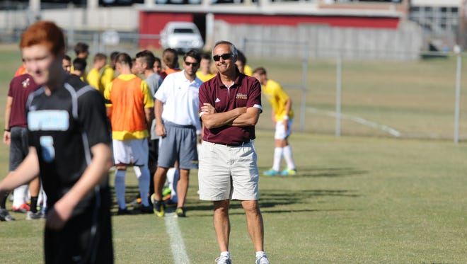 Salisbury University head coach Gerry DiBartolo will step down at the end of 2015 after 33 years with the Sea Gulls. DiBartolo's 408 career wins are good for 17th in Division III history.