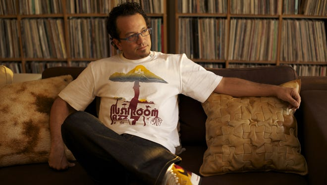 San Francisco DJ Mark Farina is set to perform during the first day of the Neon Desert Music Festival in Downtown El Paso on May 28.