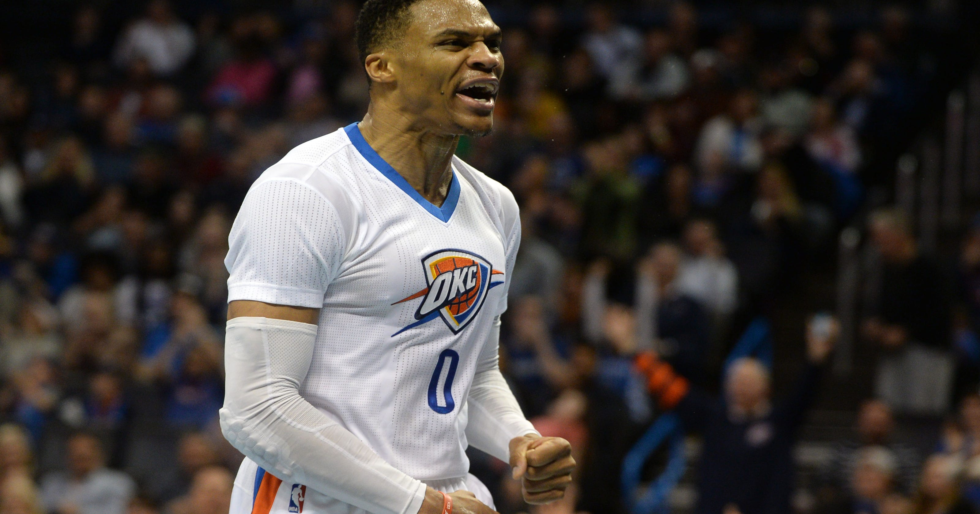 56a65b845f6 Russell Westbrook on Kevin Durant s return  Time to  move forward