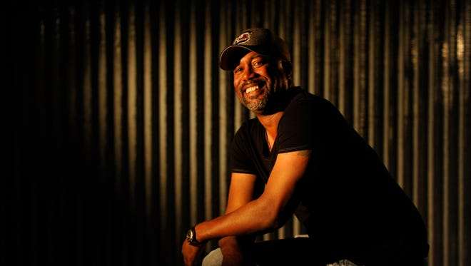 "Darius Rucker is among artists with new Christmas albums this year. His is titled ""Home for the Holidays."""