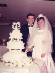 Mr. and Mrs. Roy Derbonne -- 1964