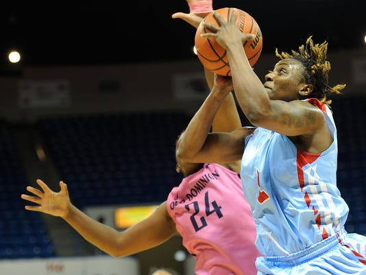 Techster Basketball vs ODU