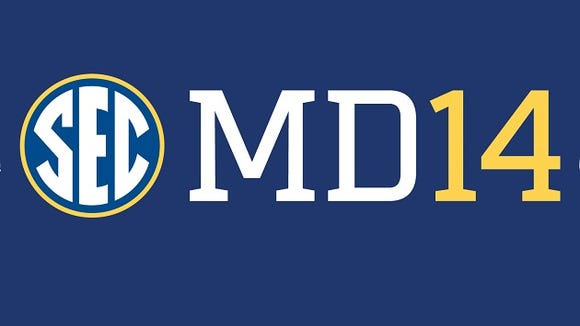 SEC Media Days continues on Wednesday.