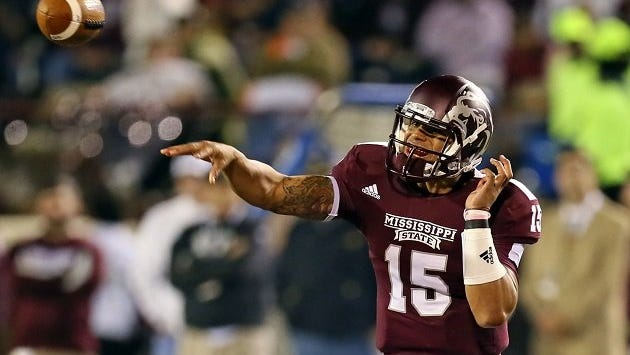 The arm of quarterback Dak Prescott ranks as the most important thing for Mississippi State in 2014.