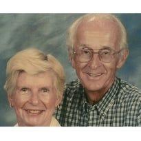 Anniversaries: Warren James & Jean James