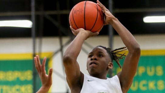Crispus Attucks is ranked No. 2 in Class 3A in the