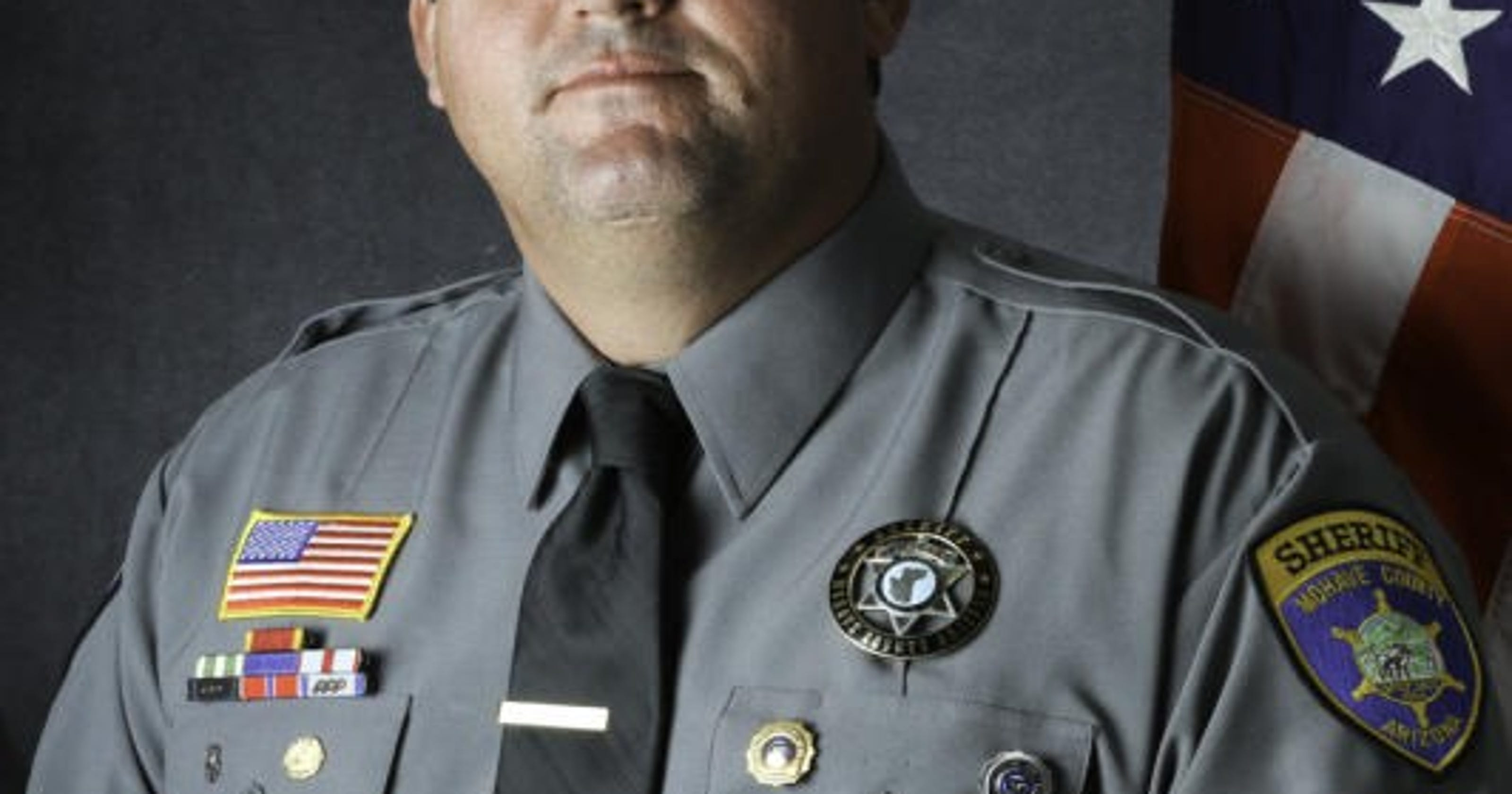Schuster leads pack in Mohave County Sheriff's race