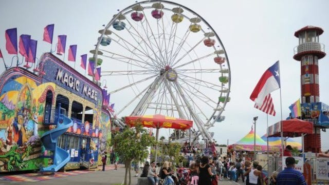 This year's carnival midway at the Ventura County Fair will have a new layout, fair officials say.