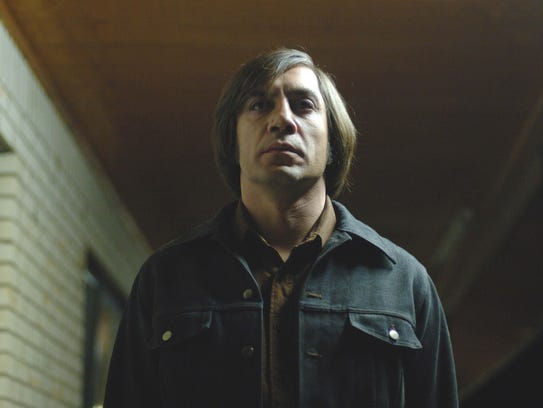 Bardem hair: 'No Country'