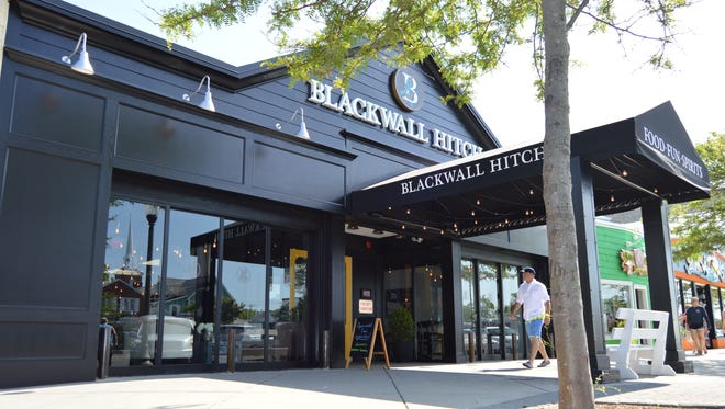 Blackwall Hitch recently opened on Rehoboth Avenue, filling the space once occupied by The Greene Turtle.