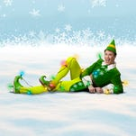 """Elf"" will be staged at the Paper Mill Playhouse in Millburn through early January."