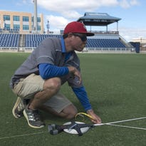 Wahoos Stadium prepares to host football