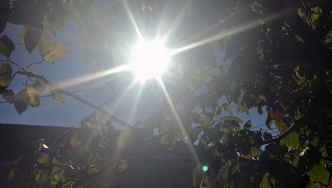 Monterey County residents can expect another hot fall day Friday as the heat advisory extends into the evening.