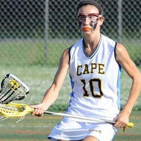 Coryn Cannon and defending state champion Cape Henlopen are ranked No. 1 in girls lacrosse.