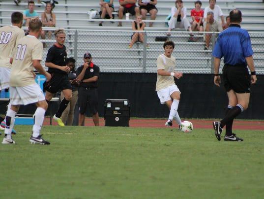 UCF men's soccer