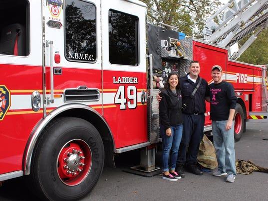 Family fire safety PHOTO CAPTION
