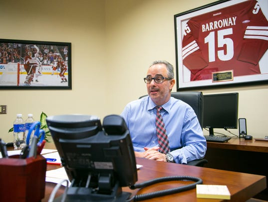 Andrew Barroway To Step Down From Majority Role As Arizona Coyotes Ownership Group Reshuffles