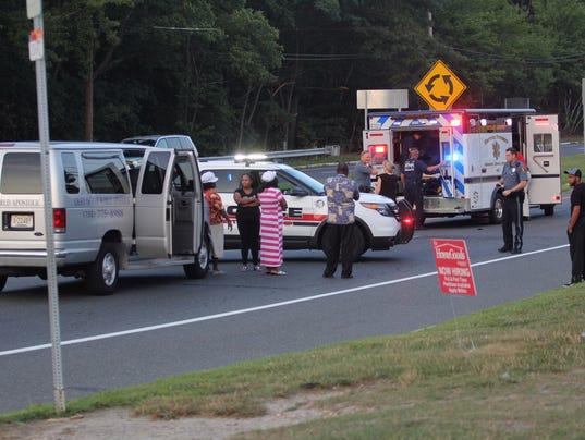 Crash involving pedestrian snarls traffic on rt 66 in neptune for 66 nail salon neptune nj
