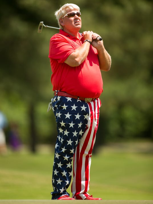john daly has nothing to hide and thats why hes still a fan favorite