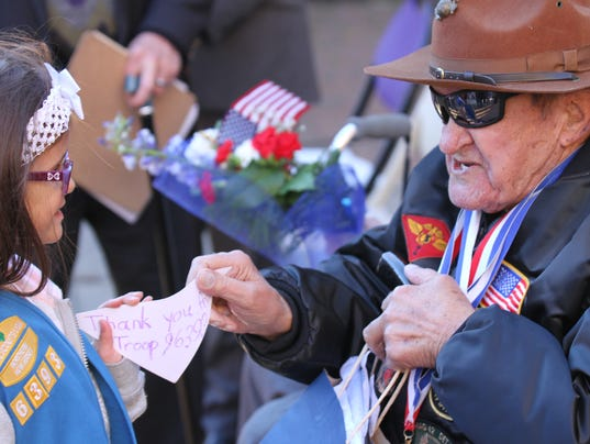 Veterans Day Parade and Ceremony