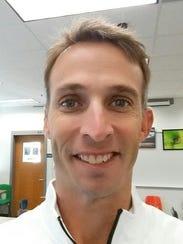 Yancey Palmer, Fort Myers head boys cross country coach