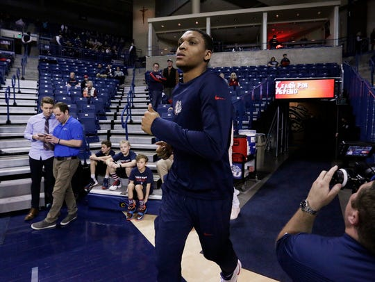 Zach Norvell Jr.'s time on the court this season has