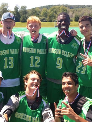 The Hudson Valley team in the 2015 division won gold at the Empire State Cup.