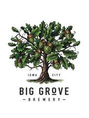 Big Grove Brewery Iowa City logo