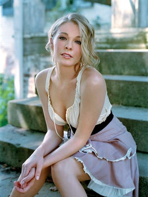 LeAnn Rimes will perform with Desert Symphony at 8 p.m. Saturday, April 1 at the McCallum Theatre.