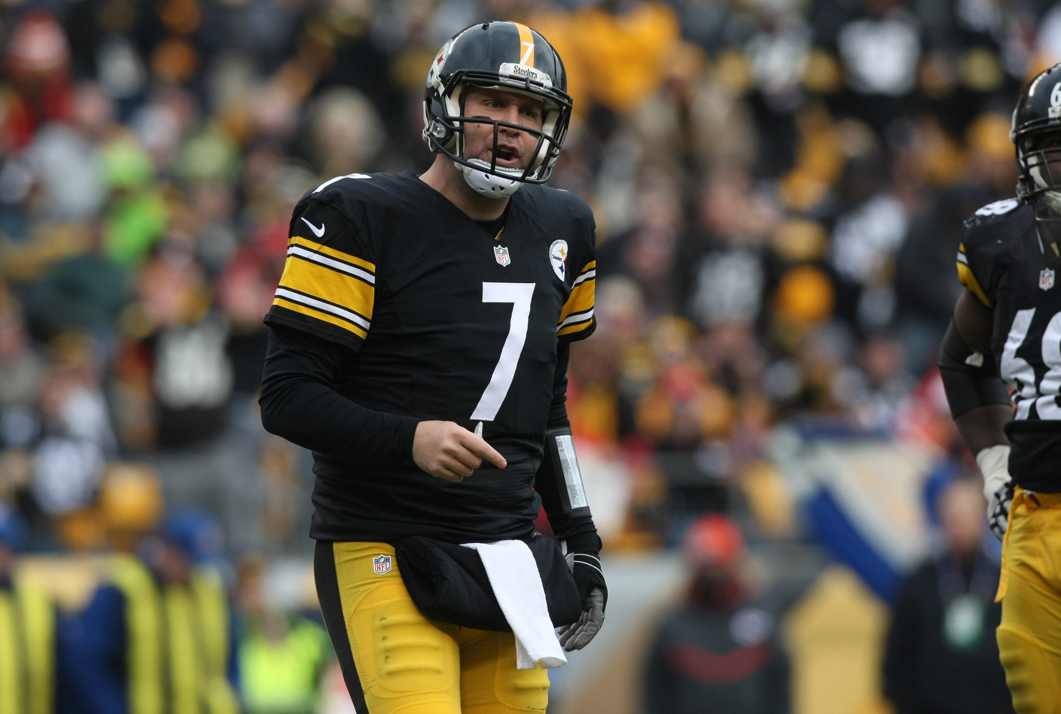 Steelers Ben Roethlisberger doesnt really care about elite QB